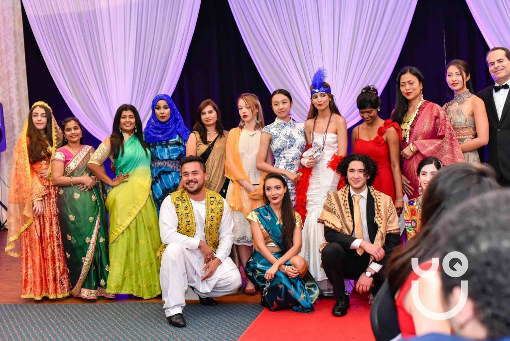 Multi Cultural Fashion Show @ St John's Cathedral
